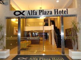 Alfa Plaza Hotel, hôtel à Brasilia près de: Aéroport international de Brasília/Presidente Juscelino Kubitschek - BSB