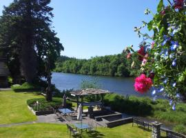 Campbell River Lodge by Riverside, hotel near Campbell River Airport - YBL, Campbell River