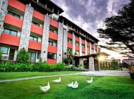 The Charm Boutique Resort, hotel in Khon Kaen