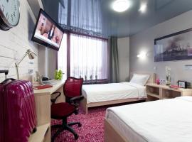 Маринс Парк Отель, отель в Екатеринбурге