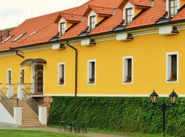Hotel Belcredi, hotel v Brne