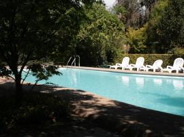 Hotel Acacias de Vitacura, hotel cerca de Alto Las Condes, Santiago