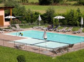 Campiglione Hotel, hotell i Bastia Umbra