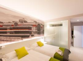 Bilbao City Rooms, hostal o pensión en Bilbao