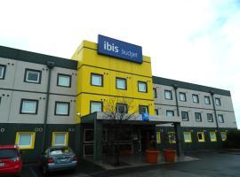 ibis Budget - Melbourne Airport, hotel v Melbourne