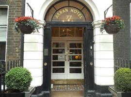 Arran House Hotel, hotel in London