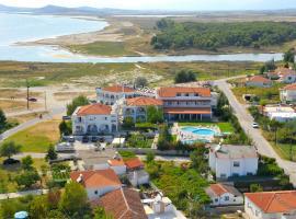 Porto Vistonis, hotel in Lágos