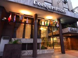 Conquistador Hotel, hotel em Santa Fé