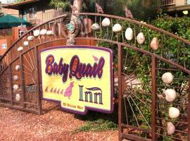 세도나에 위치한 호텔 Baby Quail Inn
