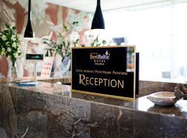 Best Baltic Hotel Palanga, hotel in Palanga