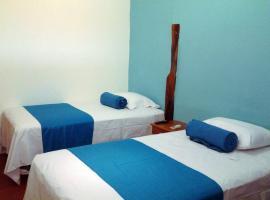 Hostal Aquamarine, Hotel in Puerto Ayora