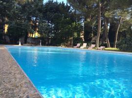 Citotel Le Mirage, Hotel in Istres