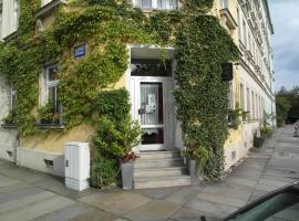 City-Oase, boutique hotel in Dresden
