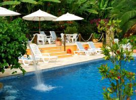 Hotel Ilhasol, hotel in Ilhabela