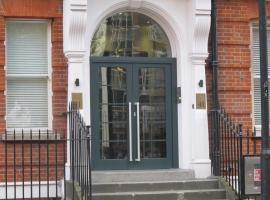 BLOOMSBURY APARTMENTS, hotel near King's Cross St Pancras, London