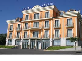 Hotel Apulia, hotell i San Giovanni Rotondo