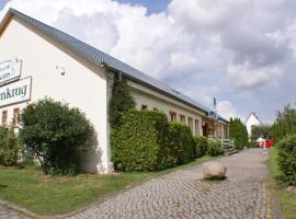 Gasthaus & Hotel Lindenkrug, hôtel à Poseritz