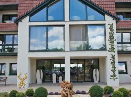 Hochwälder Wohlfühlhotel, hotel in Losheim