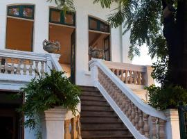 Pousada dos Quatro Cantos, hotel near Nossa Senhora da Misericórdia Church, Olinda