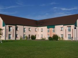 Brit hôtel Du Perche, pet-friendly hotel in Nogent-le-Rotrou