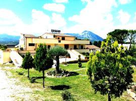 Hotel Vittoria, hotel in Benevento
