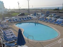 Colton Court Motor Inn, motel in Cape May
