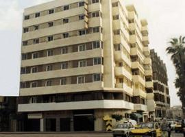 Hotel Delta, hotel in Alexandria