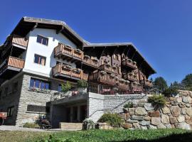 Hotel Aletsch, hotel in Bettmeralp