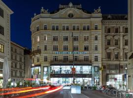 Pension Neuer Markt, homestay sa Vienna