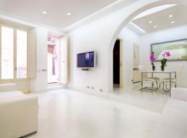 Bcs Service White Style Gambero, hotel con jacuzzi en Roma