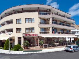 Hotel Eos, отель в Китене