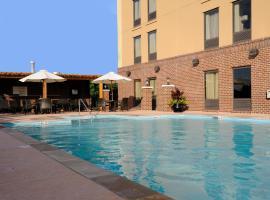 Hampton Inn & Suites Nashville-Vanderbilt-Elliston Place, hotel in West End, Nashville