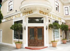Stanyan Park Hotel, hotel in San Francisco