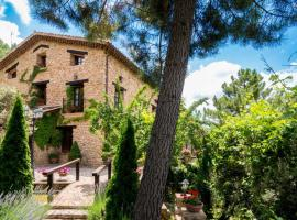 Hotel de Montaña Cueva Ahumada, hotel in Villaverde de Guadalimar