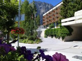 Hotel Regina Terme, hotel in Leukerbad