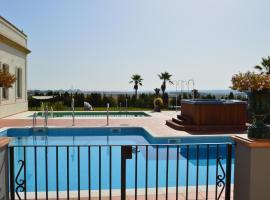 Hacienda Montija Hotel, hotel in Huelva