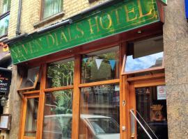 Seven Dials Hotel, hotel in Covent Garden, London