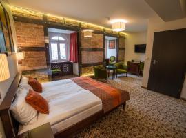 Hotel Starka, hotel a Opole