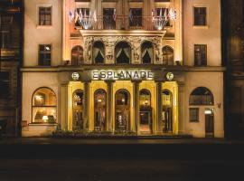 Esplanade Prague, hotel near Prague State Opera, Prague