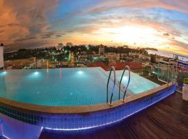 C'haya Hotel, отель в Кота-Кинабалу
