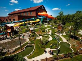 Great Wolf Lodge Waterpark Resort, hotel in zona Whirlpool Aero Car, Niagara Falls