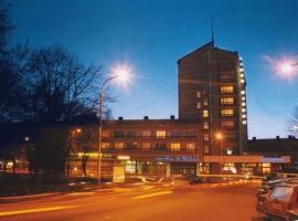 Hotel Aurora, hotel in Satu Mare