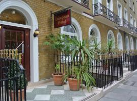European Hotel, hotel in Kings Cross St Pancras, London