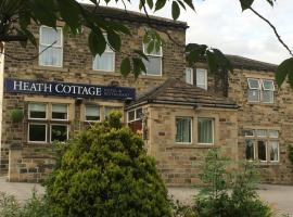 Heath Cottage Hotel & Restaurant, hotel near Yorkshire Sculpture Park, Dewsbury