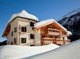 Der Waldhof, hotel in Sankt Anton am Arlberg