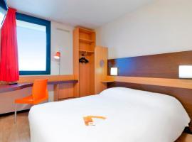 Première Classe Paris-Ouest Gennevilliers, hotel in Gennevilliers