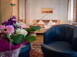Pension Dr. Geissler, hotel in Vienna City Centre, Vienna