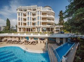 Ostrova Spa Hotel, hotel near Sochi Winter Theatre, Sochi