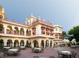 Alsisar Haveli - Heritage Hotel, hotel near City Palace, Jaipur
