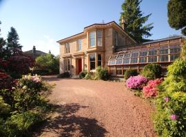 Moorlands, hotel near The Hill House, Helensburgh